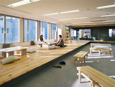 zen office layout zappallas corporate headquarters by suppose design office