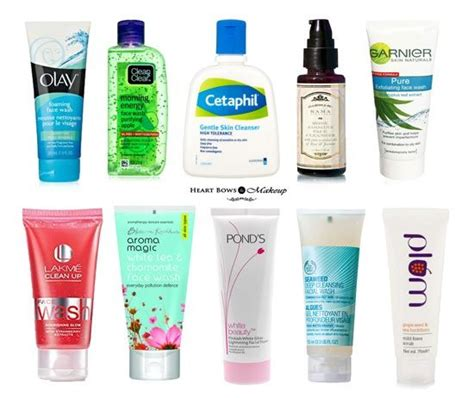 Top 10 Products For Combination Skin by Best Wash For Combination Skin Top 10 Hbm Best Of
