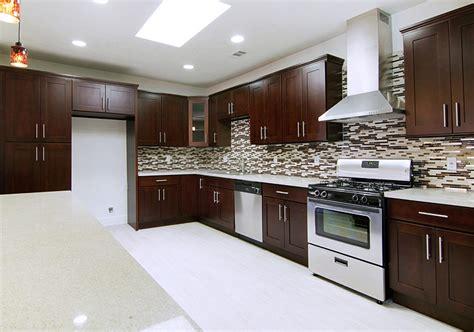 20 beech espresso kitchen cabinet