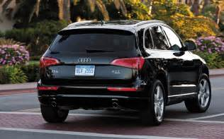 Audi Q5 2012 Mpg 2012 Audi Q5 Rear End Photo 4