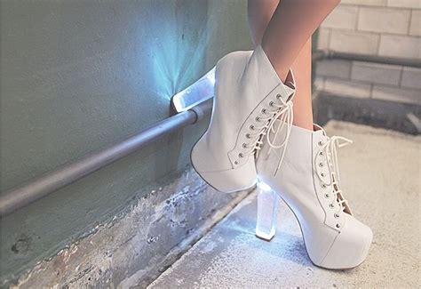 light up high heel stylish