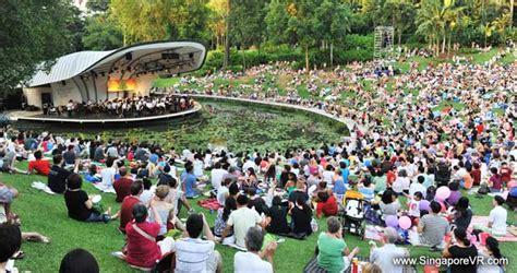 Botanic Garden Concerts Singapore Vr Singapore Symphony Orchestra Botanic Gardens