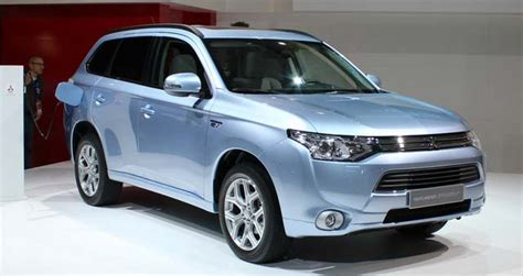 electric and cars manual 2012 mitsubishi outlander free book repair manuals mitsubishi outlander phev goes on sale in japan