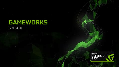 wallpaper engine nvidia unity announces support for nvidia vrworks at gdc 2016