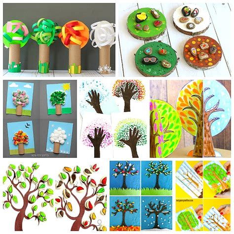 craft activities for 15 of the cutest four seasons crafts and activities for