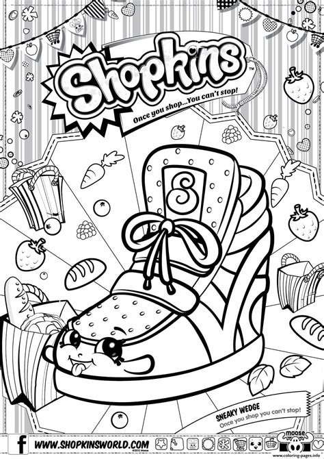 apple blossom shopkins coloring page print shopkins sneaky wedge coloring pages landscape