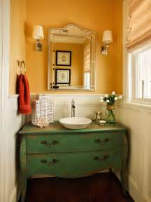 18 perfect bathroom commode with a vintage look