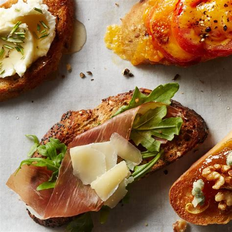 healthy appetizer recipes eatingwell