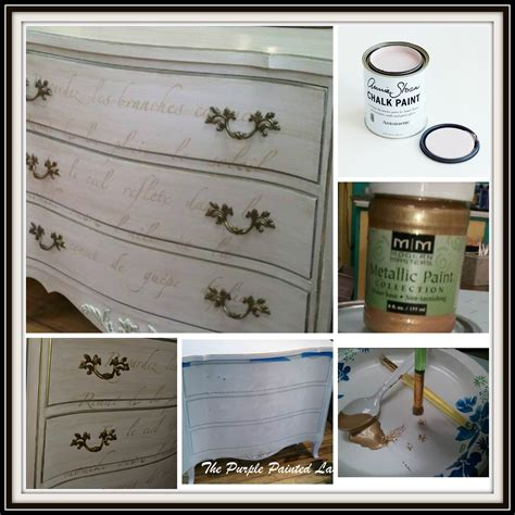 chalk paint masters picmonkey collage the purple painted antoinette chalk