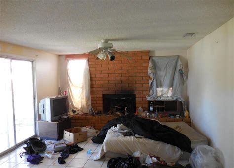 junkie room of shame house photos