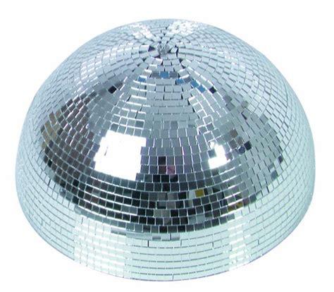 gts half discoball eurolite half mirror 40cm lighting decorative led