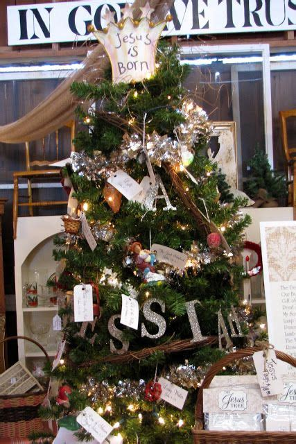 ideas  decorating  christmas tree   names  jesus awesome christmas ideas
