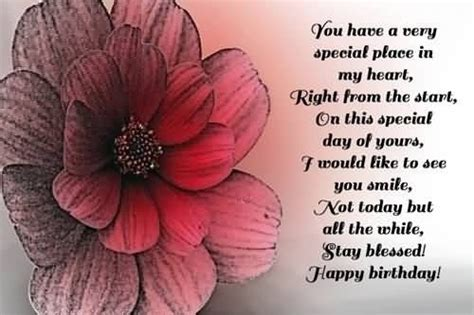 Happy Birthday Wishes To Special Person 30 Someone Special Birthday Greetings Wishes Sayings