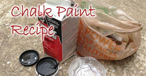 chalk paint using plaster of chalk paint recipe plaster of hometalk