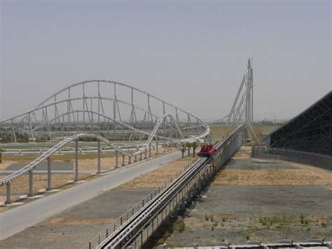 Ferrari Ride Abu Dhabi by You Have To Ride This Picture Of Ferrari World Abu