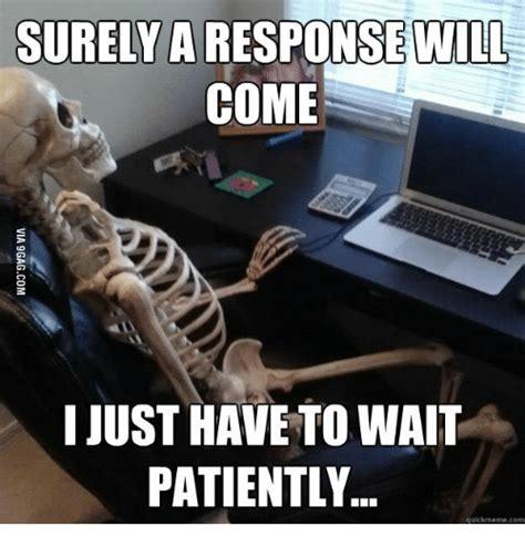 memes  skeleton  waiting skeleton