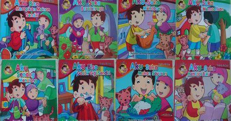Judul Baru Seri Rawat Dan Sayangi Aku jual buku komik bekas maupun baru jual buku anak