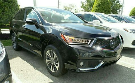2019 Acura Mdx by 2019 Acura Mdx Redesign Specs Release Date And