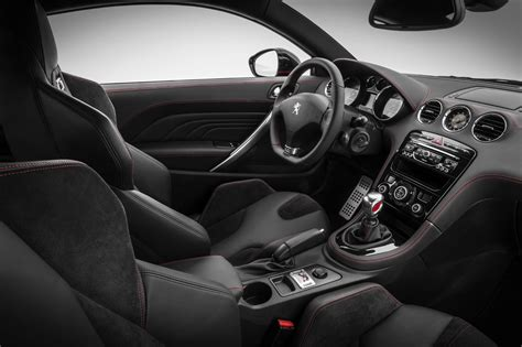 R Interior by Photos Peugeot Rcz R 2014 Interieur Exterieur 233 E