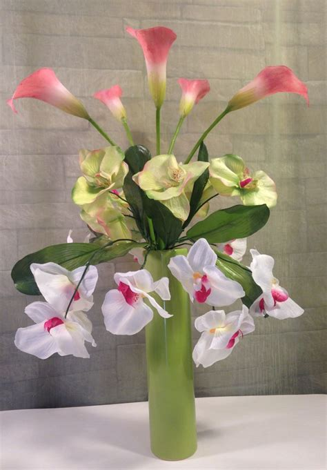 17 Best ideas about Calla Lillies Centerpieces on