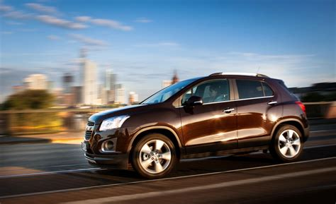 2015 chevrolet trax car and driver
