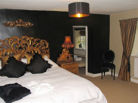 black and gold bedroom designs black and gold bedroom design giving a luxury themed