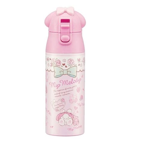 my melody ultralight tumbler thermos stainless bottle