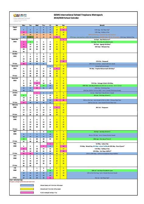 international school holidays malaysia calendar template printable