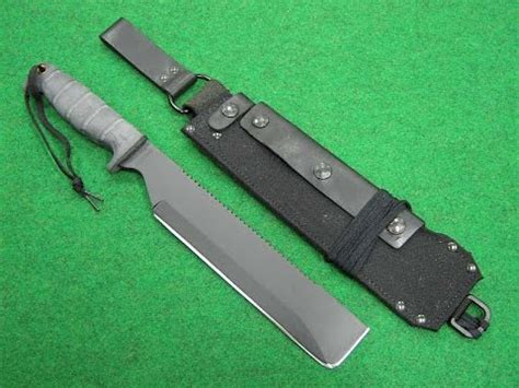 ontario sp8 sp8 machete survival ontario knife company