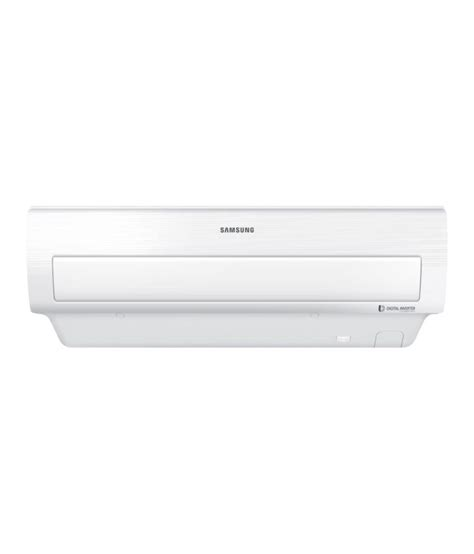 Ac Samsung Standard Inverter samsung 2 inverter ac ar24jv5nbwknna air conditioner plain price in india buy samsung 2
