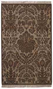 indienne floral lace mocha rugs capel rugs america s