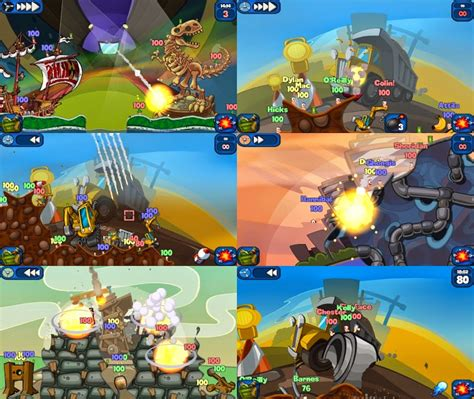 worms 2 armageddon apk data android free - Worms 2 Armageddon Apk