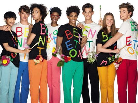 colors of benetton collezione united colors of benetton primavera estate 2018