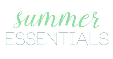 4 Posts With Summer Essentials by Summer Essentials For The 4th Of July On Virginia