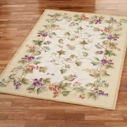 Purple Kitchen Rugs Kitchen Splendid Beige Kitchen Area Rugs Match The Purple And Grapes Leaf The Best