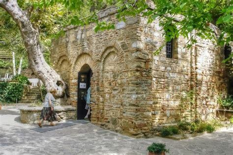 house of the virgin mary house of the virgin mary near ancient ephesus in turkey