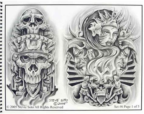 lowrider tattoo flash sheets best 34 best lowrider flash images on