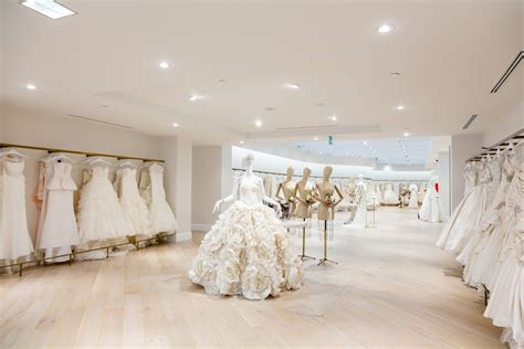 Bridal Stores by New York City Bridal Shop Kleinfeld Opens In Toronto