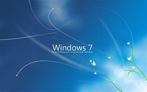 Wallpapers windows seven ? 1280×800   THE CLUSTER