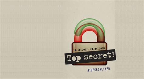 top secret bar meet you next saturday at the top secret exhibition in belgium klausis