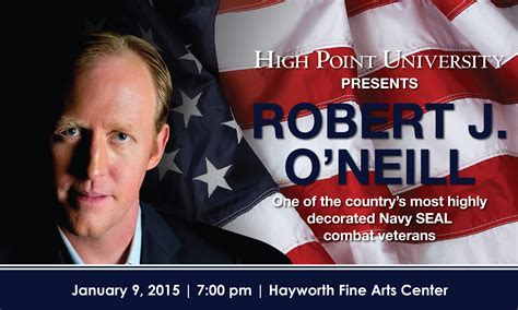 Most Highly Decorated Navy Seal by Navy Seal Rob O Neill High Point S High