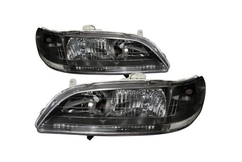 1999 honda accord headlight 1999 honda accord custom headlights aftermarket headlights