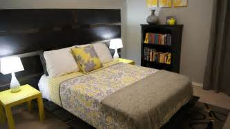 yellow and gray bedroom 301 moved permanently