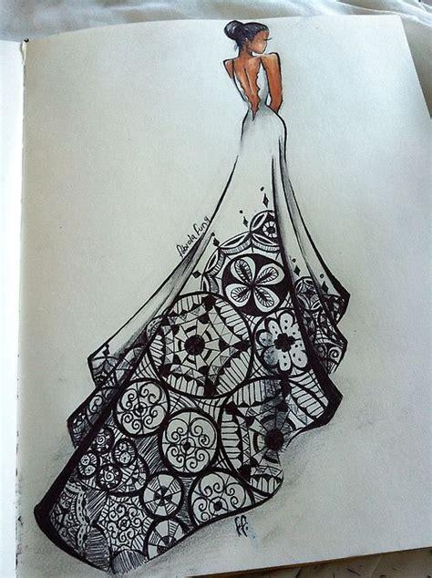 doodle design draw fashion fabiola fung 20 canada http loveandboho