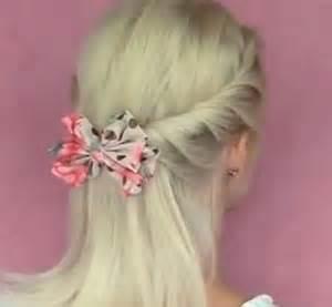 tutorial tata rambut untuk pesta tutorial rambut unik ala barbie untuk pesta