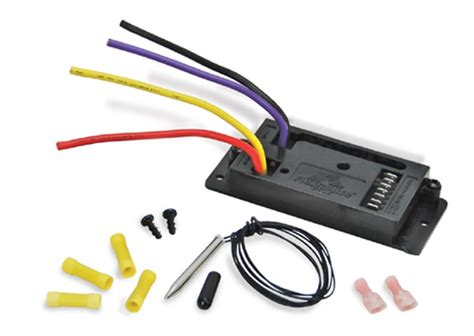dual electric fan controller replacement variable speed controller kit for flex a lite