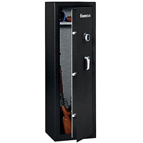 sentry safe 10 gun combination lock safe