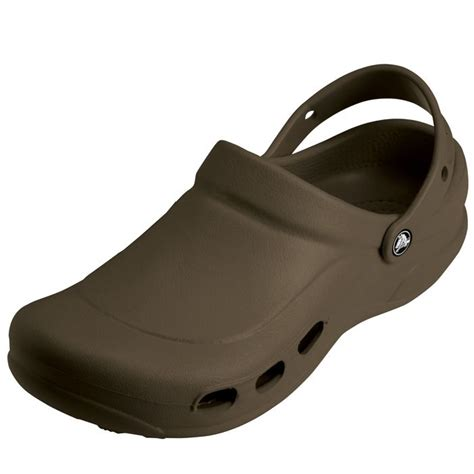 Crocs Specialist by Sabots Crocs Specialist Vent Chocolat 224 40 08 Mat 233 Riel