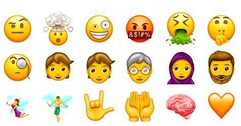 cadenas whatsapp emojis ya puedes usar los nuevos emojis de whatsapp en cualquier