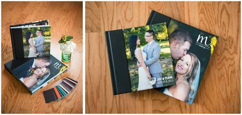 Beautiful layflat albums showcase your wedding photos forever!